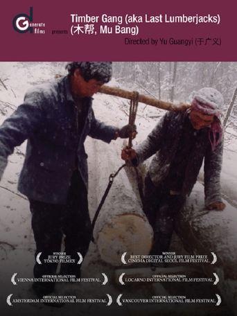 Timber Gang Poster