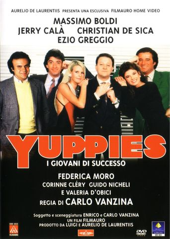 Yuppies Poster