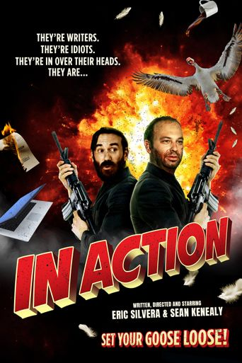 In Action Poster