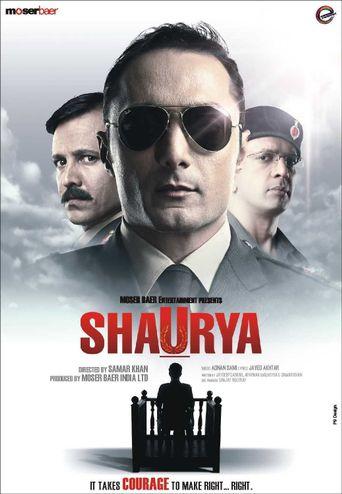 Shaurya Poster