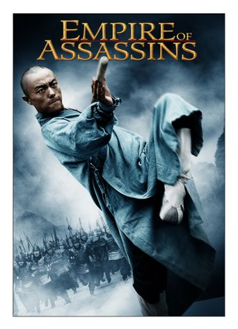 Empire of Assassins Poster
