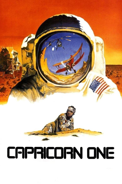 Capricorn One Poster