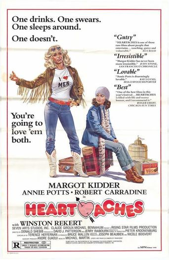 Heartaches Poster