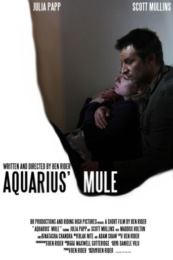 Aquarius' Mule Poster