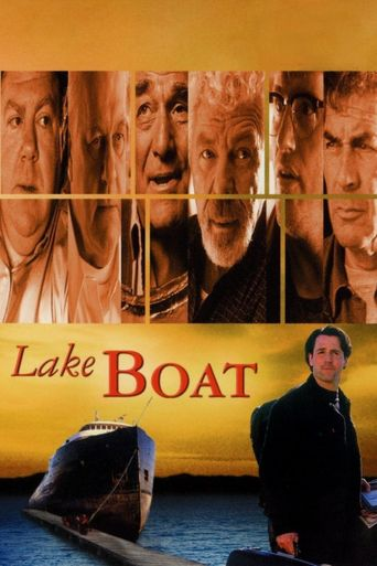 Lakeboat Poster