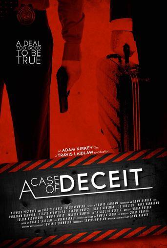 A Case of Deceit Poster