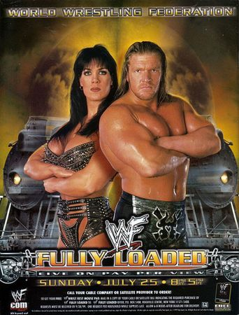 WWE Fully Loaded 1999 Poster