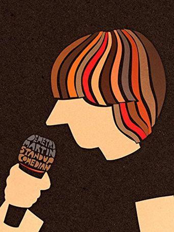 Demetri Martin: Standup Comedian Poster
