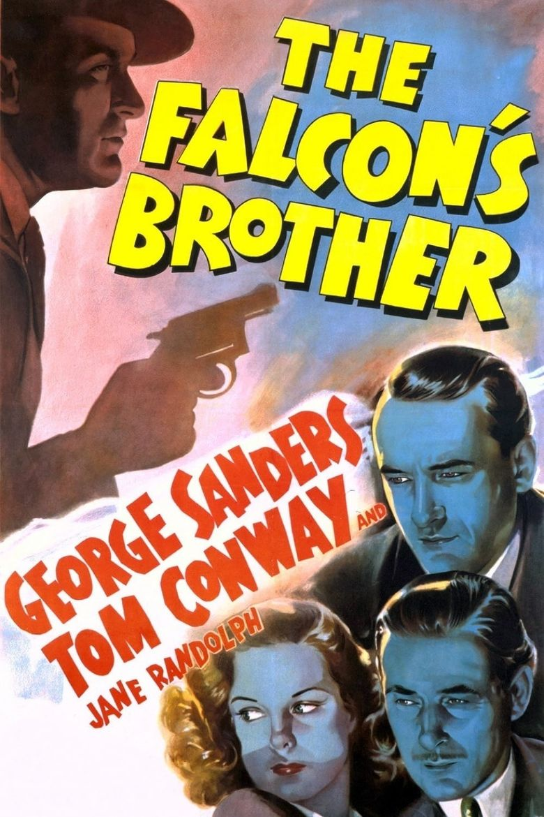 The Falcon's Brother Poster
