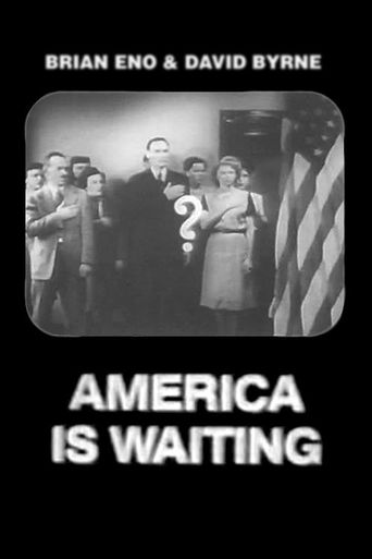America Is Waiting Poster