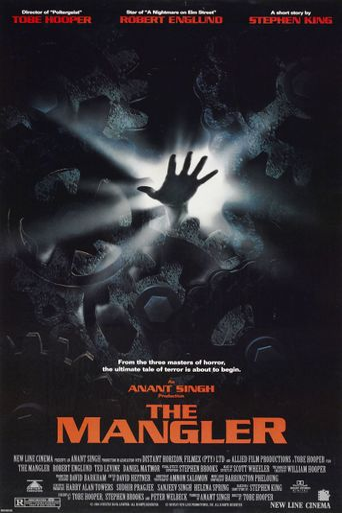 The Mangler Poster