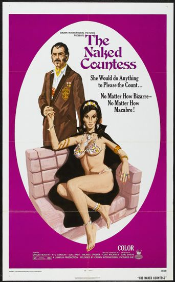 The Naked Countess Poster