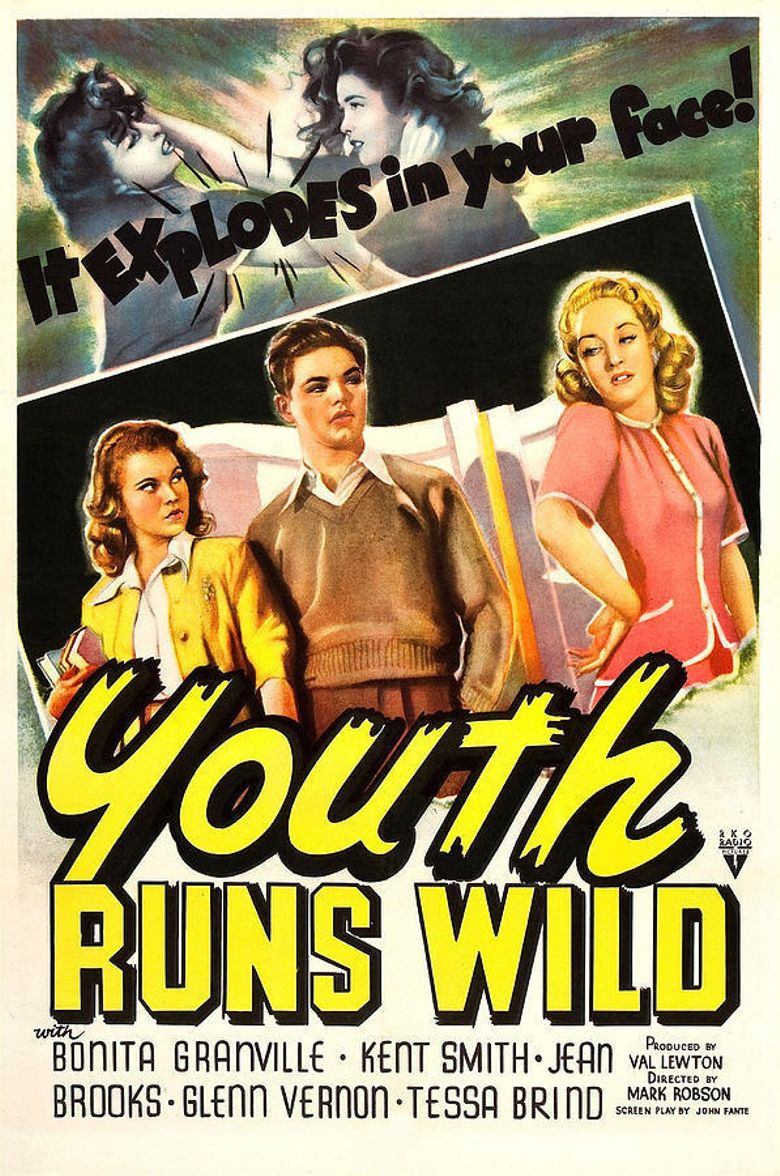 Youth Runs Wild Poster