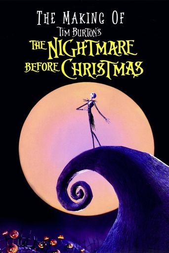 The Making of 'The Nightmare Before Christmas' Poster