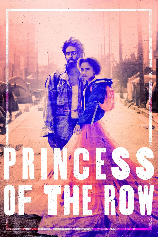Princess of the Row Poster