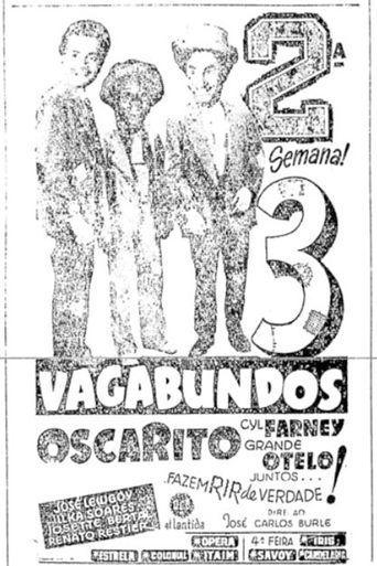 Três Vagabundos Poster