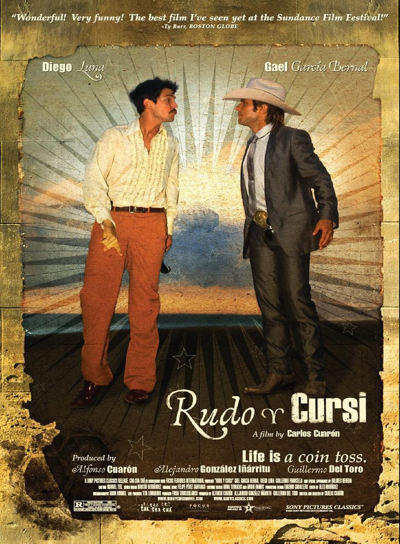 Rudo & Cursi Poster