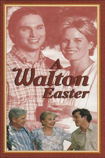 A Walton Easter Poster