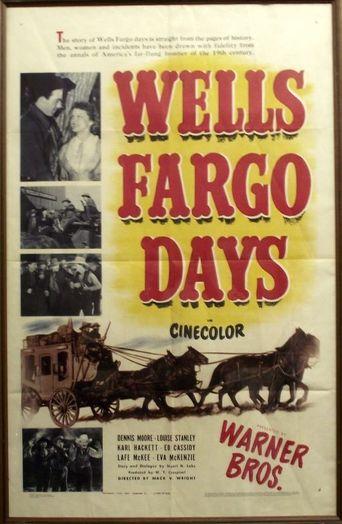 Wells Fargo Days Poster