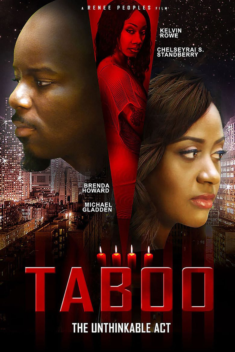 Taboo-The Unthinkable Act Poster