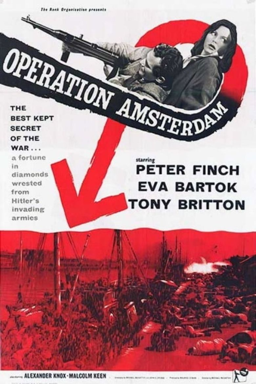 Operation Amsterdam Poster