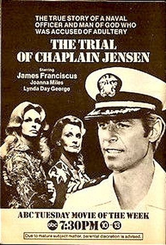 The Trial of Chaplain Jensen Poster