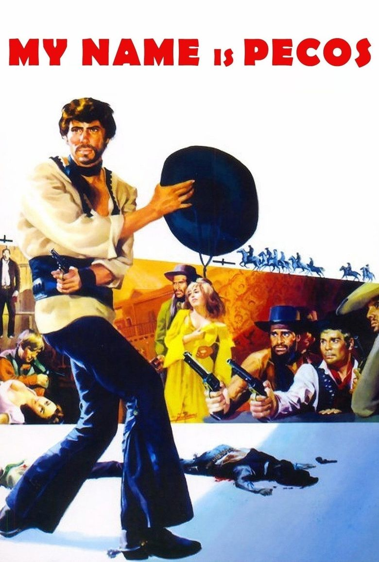 My Name Is Pecos Poster