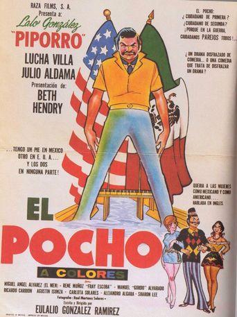 El pocho Poster