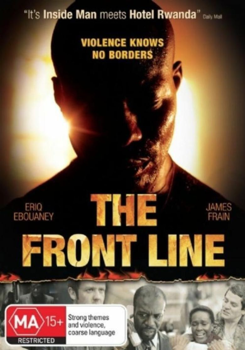 The Front Line Poster