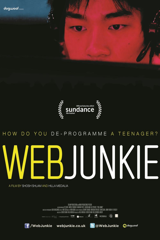 Web Junkie Poster
