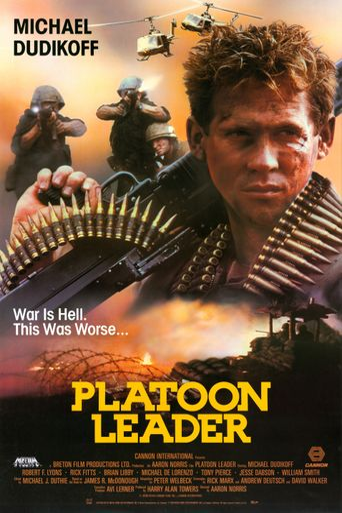 Platoon Leader Poster