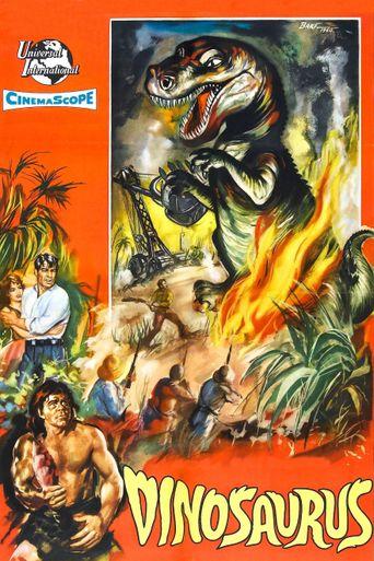 Dinosaurus! Poster