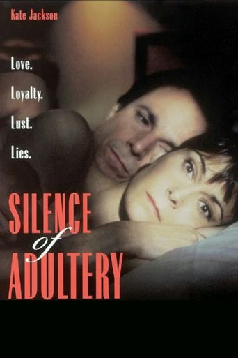 The Silence of Adultery Poster