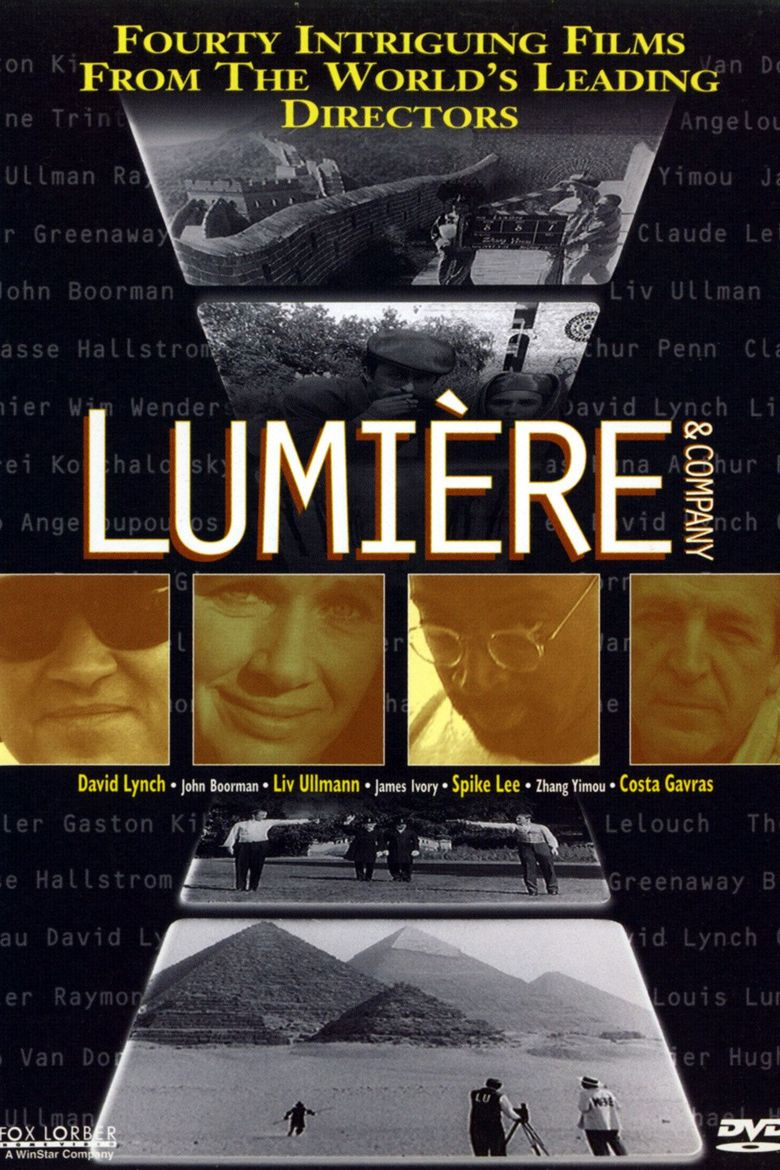 Lumière and Company Poster