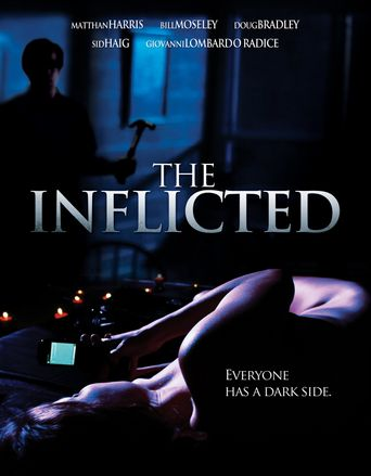 The Inflicted Poster