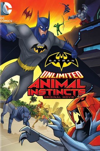 Batman Unlimited: Animal Instincts Poster