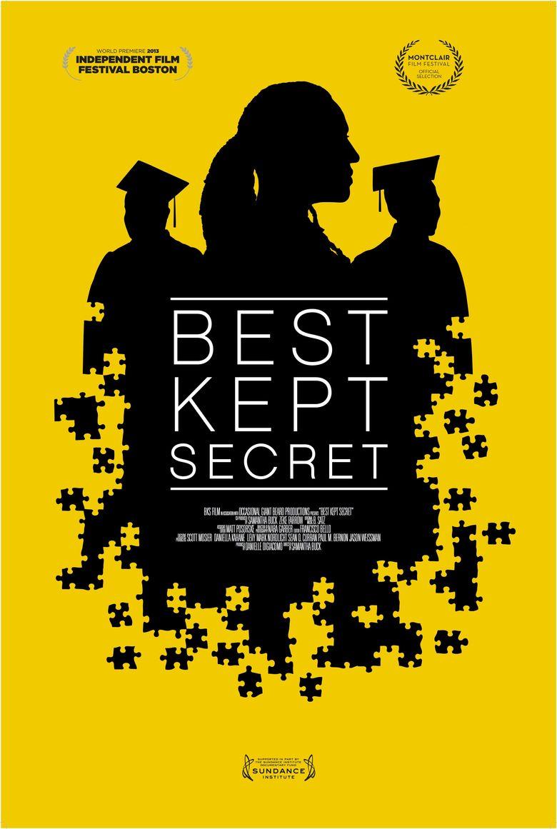 Best Kept Secret Poster