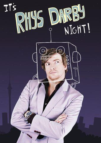 It's Rhys Darby Night! Poster