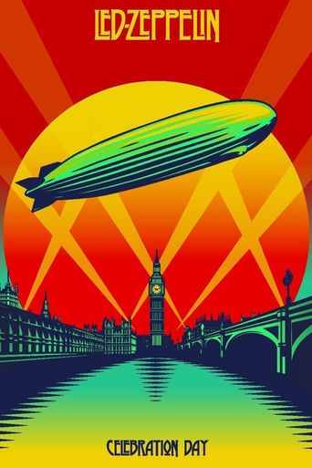 Led Zeppelin: Celebration Day Poster