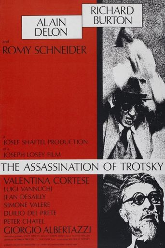 The Assassination of Trotsky Poster