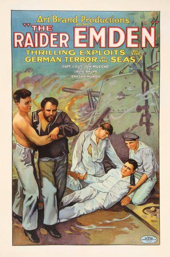 The Raider Emden Poster