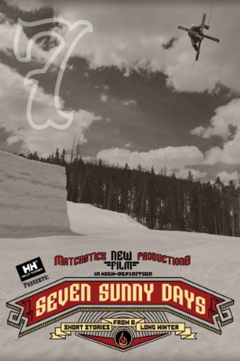 Seven Sunny Days Poster