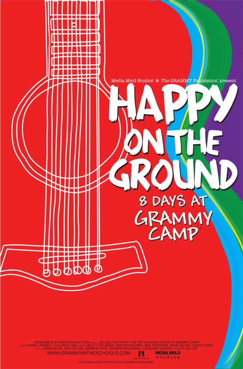 Happy on the Ground Poster