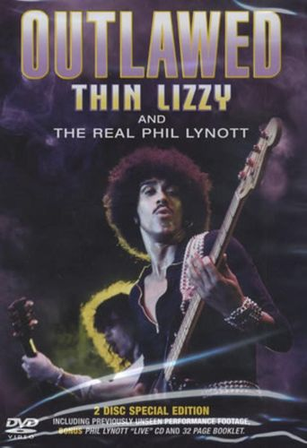 Thin Lizzy: Outlawed - The Real Phil Lynott Poster