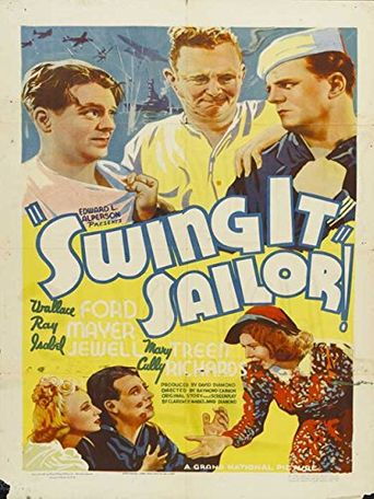 Swing It, Sailor! Poster