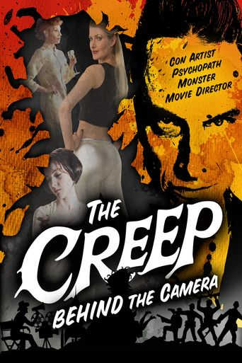 The Creep Behind the Camera Poster