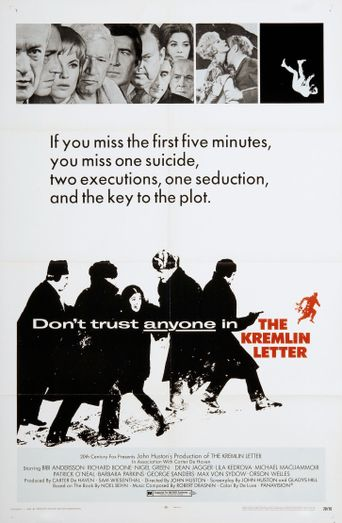 Watch The Kremlin Letter