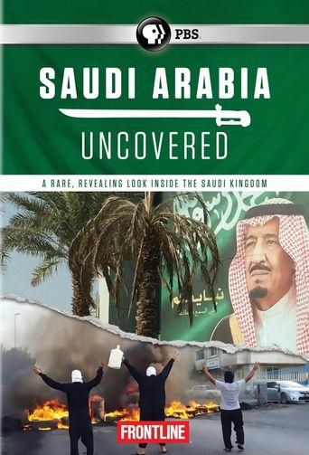 Saudi Arabia Uncovered Poster