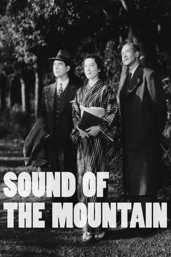 Sound of the Mountain Poster
