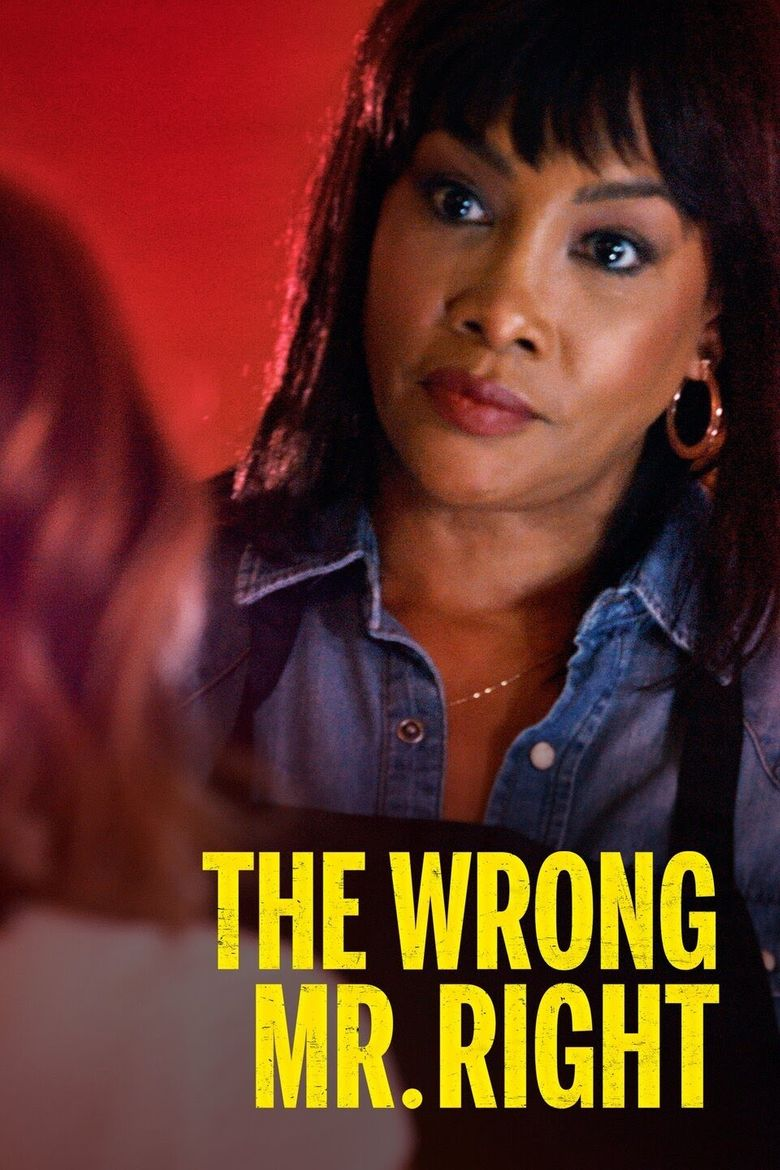 The Wrong Mr. Right Poster